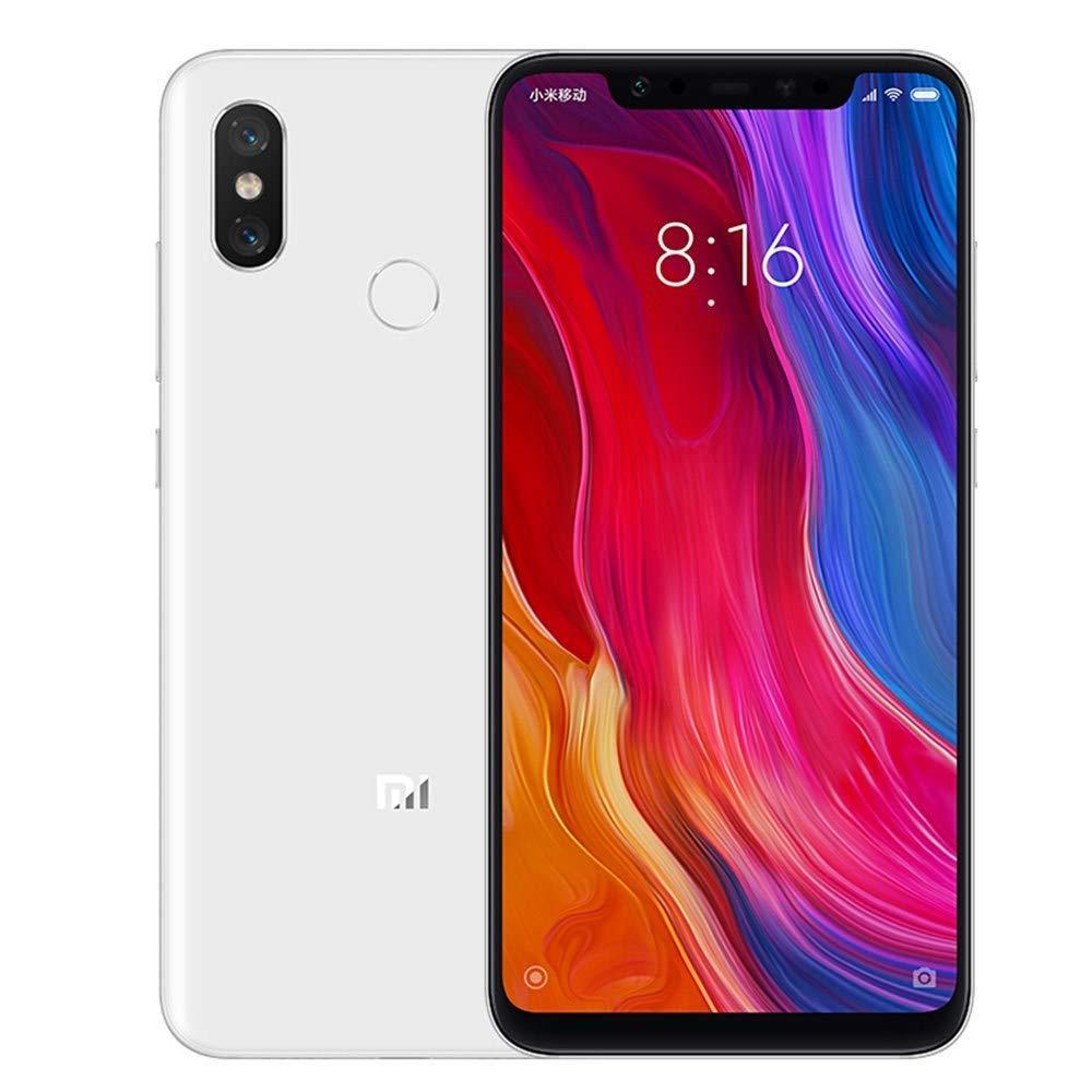 Legend Coupon Xiaomi-Mi-8-Global-Version-Band-4G-LTE-WiFi-Dual-SIM-internal-64-hard-GB-De Smart phone