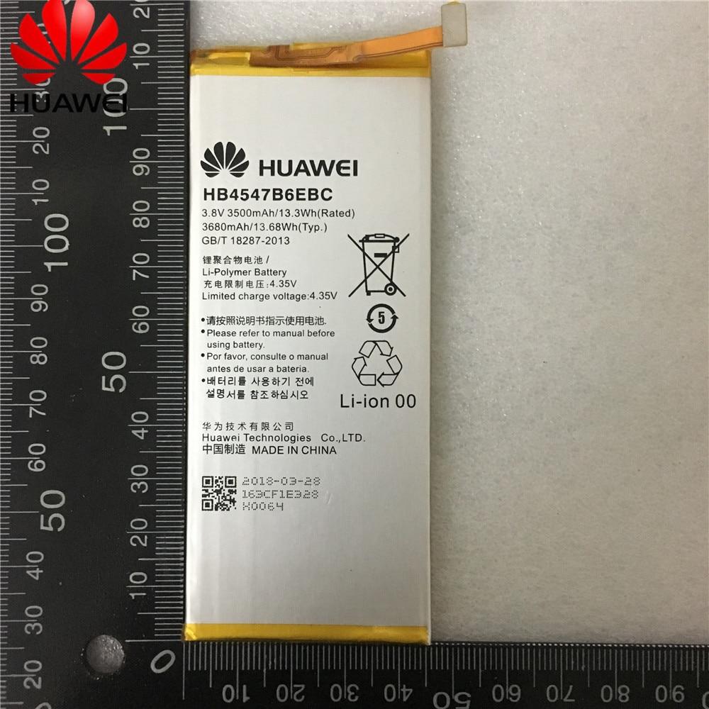 Originais Honra HB4547B6EBC 6 Plus bateria do telefone Para Huawei Honra 6 6 Plus plus PE-TL20 PE-TL10 PE-CL00 PE-UL00 HB4547B6EBC