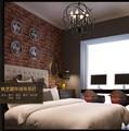 Ретро индустрия круглые металлические люстры креативные кофейные клубы люстры лофты мировые люстры GY290