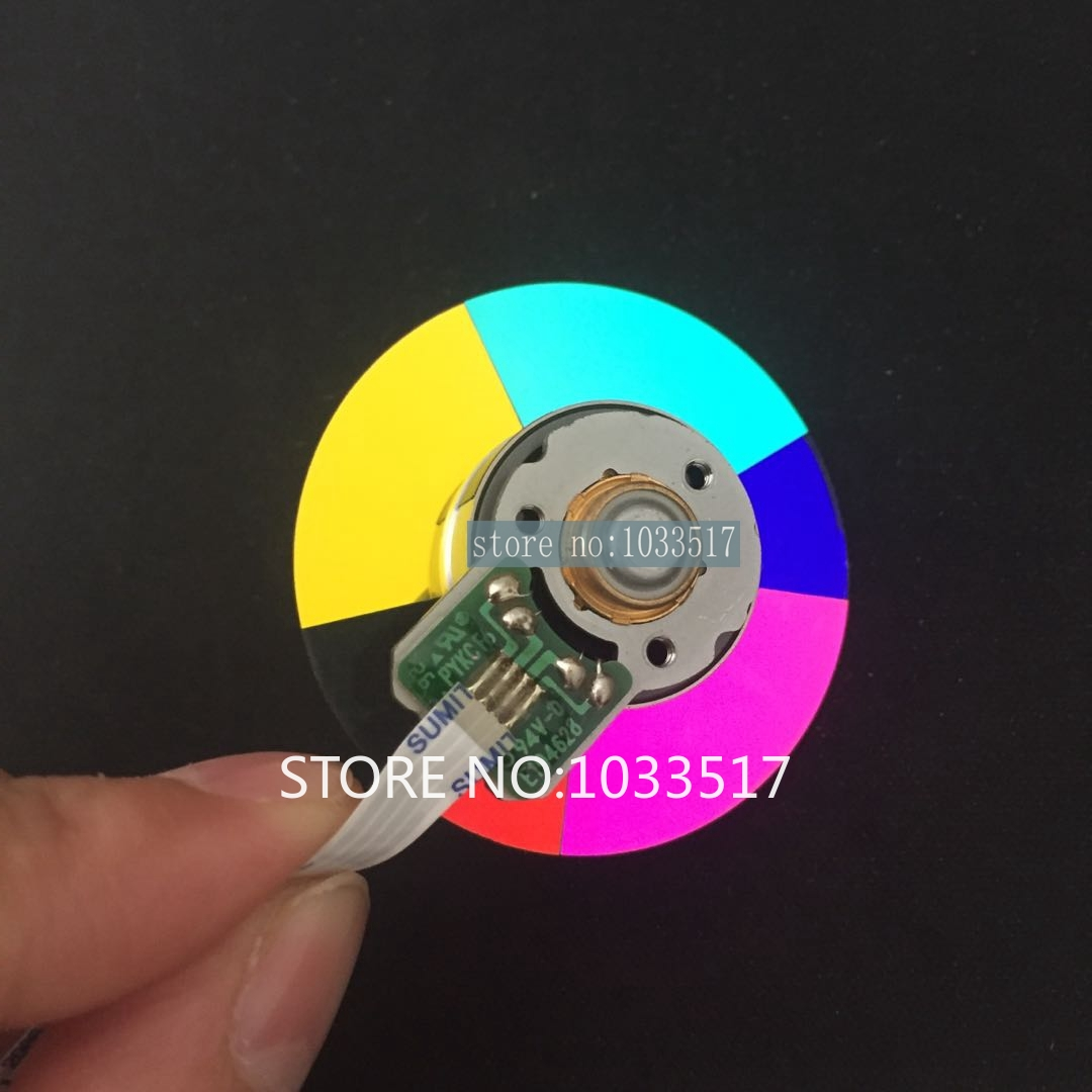 100% New projector color wheel for optoma DH1011i