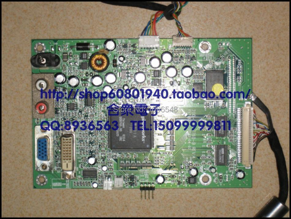 все цены на  Free Shipping>Original 100% Tested Work 200-100-776D-B REV:A Driver Board  онлайн