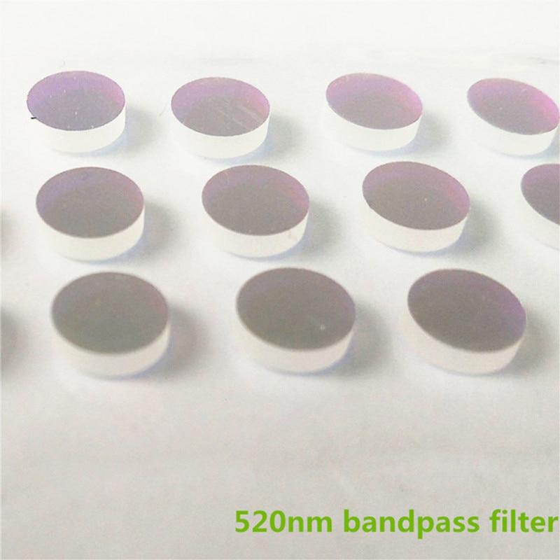 520nm Green Narrow Band Pass Filter