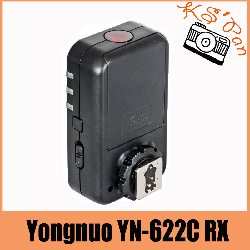 Yongnuo YN 622C RX Yongnuo YN 622 C YN 622C Single Wireless TTL Flash Trigger For