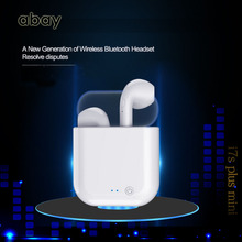Bluetooth wireless i7P TWS plus mini Earphones with Mic super bass sport HIFI headphones Headset Stereo Earbuds for mobile phone bluetooth wireless earphone i7s tws with mic super bass mini sport hifi headphones wireless bluetooth headset stereo earbuds