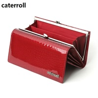 2019 new women wallets genuine leather female purse alligator long ladies clutch purses famous designer money bag