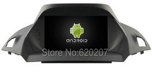 S160 Android 4.4.4 COCHES reproductor de DVD PARA FORD KUGA car audio estéreo Multimedia GPS Quad-Core