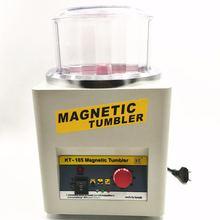 Электрический магнитный шлифовальный станок для очистки полировки