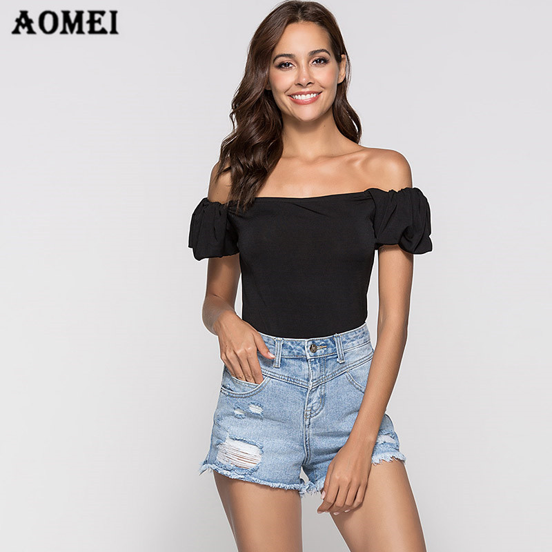 Girls Sexy Crop Tops Summer Nightout Blouses Shirts Fashion Backless