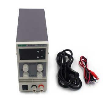 DC laboratory power supply KPS605D 60V 5A Single phase adjustable SMPS Digital voltage regulator 0.1V 0.01A mini power supply