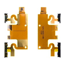 Free shipping for Sony Xperia Z1 L39H C6903 OEM Magnetic Charging Connector Flex Cable Charger Flex Cable