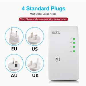 Image 5 - Wireless WiFi Repeater WiFi Booster 300Mbps WiFi Amplifier Wi Fi  long Signal Range Extender Wi Fi repeater 802.11N Access point