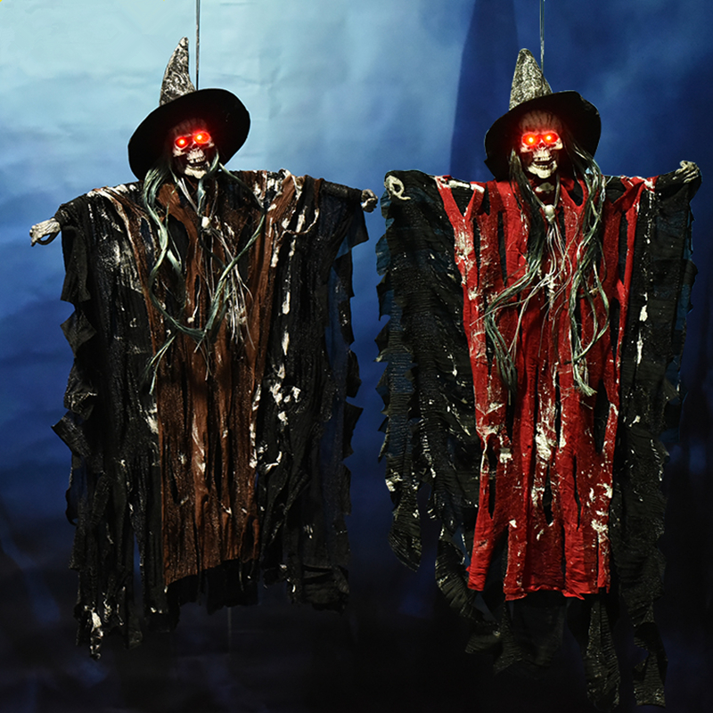 New Hot Halloween Horror Props Scary Skeleton Small