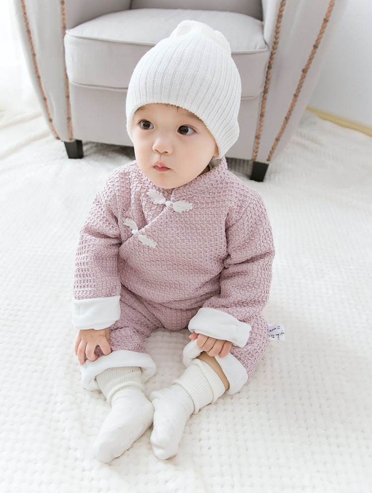 Baby winter rompers (7)