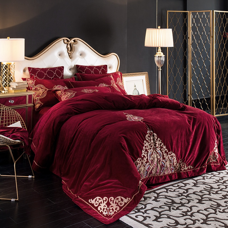 conjunto cama king size queen size conjunto
