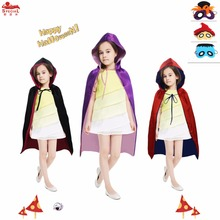SPECIAL Halloween Witch Cosplay Cloak Costume Face Mask Child Masquerade Girl Carnival Party Devil Halloween Costumes Dress Up halloween sexy dark demon queen costumes cosplay women bat vampire cloak masquerade halloween dress costumes