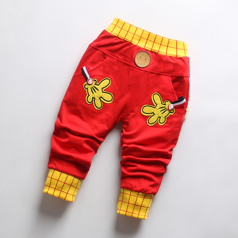 2016-spring-autumn-new-baby-pants-Pentagram-and-letters-pattern-cotton-1-piece-sport-pants-baby-boy-girls-pants-0-2-year-3