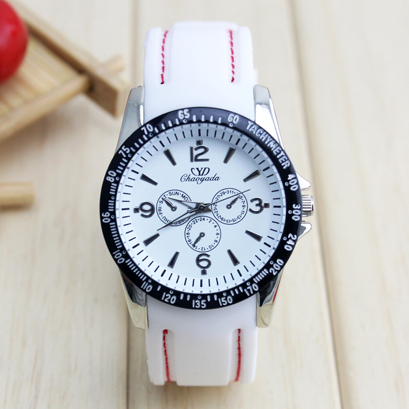 2018 Low Price High Quality Boys Luxury Quartz Watch Men Military Watches Sport Wristwatch Silicone Fashion  Hot Sale