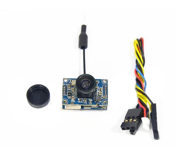 ФОТО Free Shipping CT25 Mini 5.8G 25MW 40ch FPV AV Transmitter with 700TVL Camera integrated