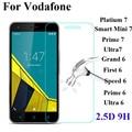 Закаленное Стекло Для Vodafone Smart Prime 6 Ультра 6 7 Скорость 6 Первый 6 Гранд-Экран Протектор Защитная Пленка С Чистящие Комплекты