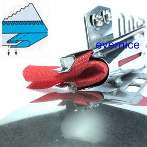 Image 2 - Carpeta tipo A Raw con tornillo para Janome Babylock, 2 unidades