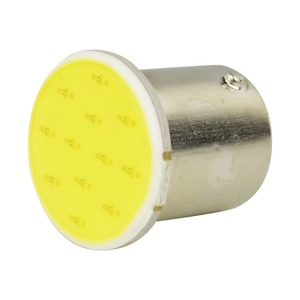 Image 3 - Safego 10pcs 1156 BA15S P21W 12V 칩 LED COB 전구 자동 자동차 백업 테일 턴 신호 조명 램프 화이트 6000k
