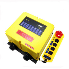 AC220V AC380V Motor-driven Gourd Double Electric Machinery Directly Control Industry Wireless Remote Mini electric hoist
