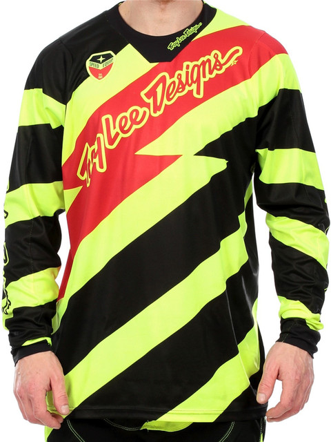 Image result for TLD CAUTION JERSEY