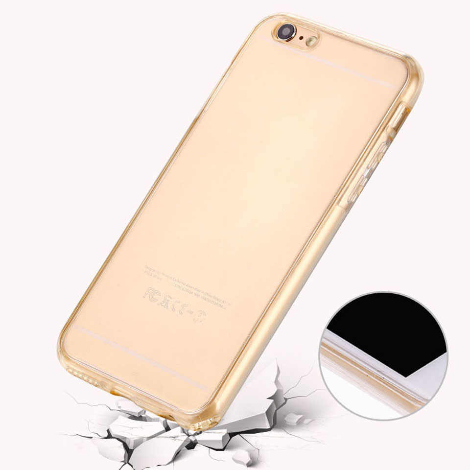 360 カーブの Tpu ケース iphone X XS 最大 XR 6 6 s 7 8 プラス Huawei 社メイト 20 プロ P20 P10 Lite 名誉 8 Lite Sillcone 電話ケース