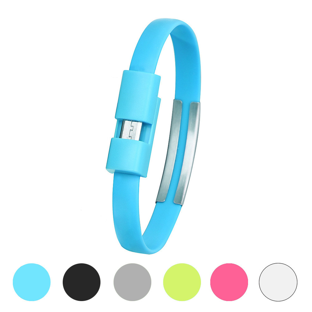 Impartial Universal Wristband Micro Usb Cable Charger Charging Data Sync For Android Cell Phone Micro Usb Cable Cord Power Convenience Goods Chargers Consumer Electronics