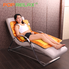 POP RELAX exclusive health massage mat mattress AB 2 sides thermal germanium tourmaline jade maifan physiotherapy stone mattress