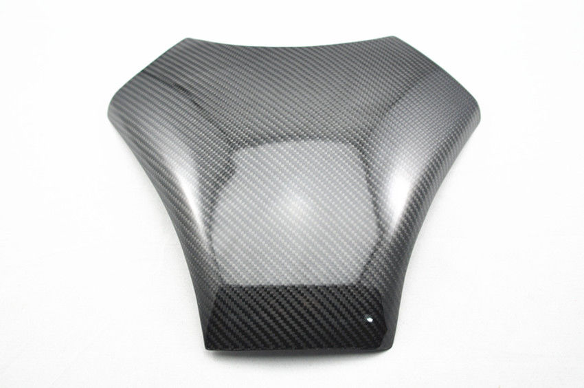 Carbon Fiber Fuel Gas Tank Cover Protector For HONDA CBR1000RR 2008 2009 2010 2011 2012