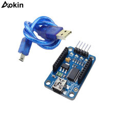 BTBee Bluetooth Bee USB to Serial IO Port Xbee Interface Adapter Module For Arduino Nano 3.3V 5V Board(China)