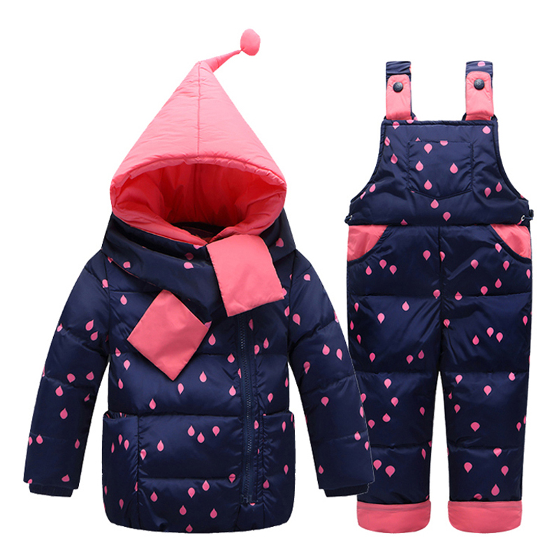 2017-New-children-clothing-set-thicken-down-feather-coat-kid-down-outerwear-winter-children-overalls-parkas-Suitable-1-4years-2