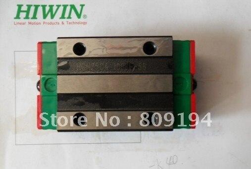 24 шт.-HGH20CA HIWIN натуральная линейная направляющая блок