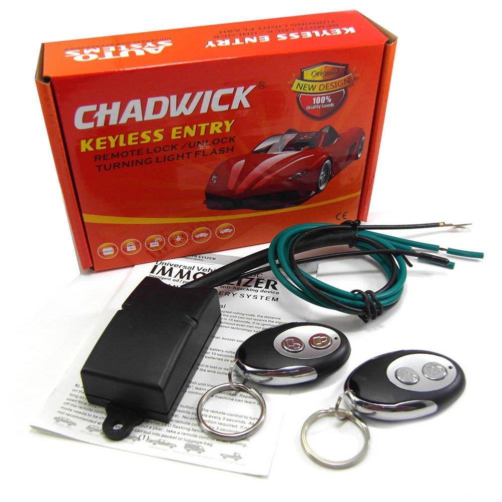 RFID 2.4GH Wireless Immobilizer Car Engine Lock