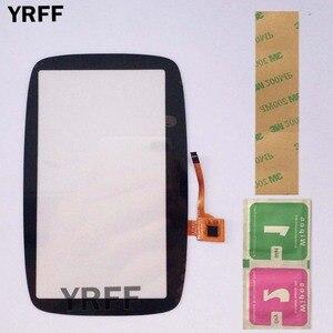 Image 1 - 5 GPS Touch Screen Glas Für TomTom GO500 GO5000 GEHEN 500 GEHEN 5000 Touchscreen Digitizer Panel Glas Sensoren reparatur 3 M Kleber Wischen
