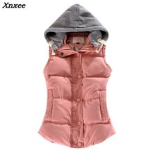цена на 2018 Winter Jackets Women With Hooded Autumn Oversized Coats Fashion Female Casual Big Plus SIZE M-4XL chaquetas mujer Xnxee