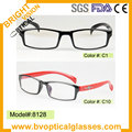 8128 square optical frame prescription eyewear myopia eyeglasses hyperopia spectacles glasses