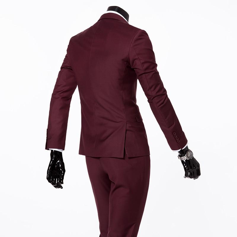 41d41e3c3a Latest Coat Pant Designs 2016 Fashion Jackets+Pants+Vests 3 Pieces Blazers  Men Wedding Slim Fit Brand Business Groom Tuxedo Suit-in Suits from Men's  ...