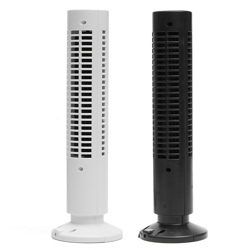 Ny 5V 2.5W Mini Portable Cooling Purifier Air Conditioner Tower - Husholdningsapparater - Foto 6