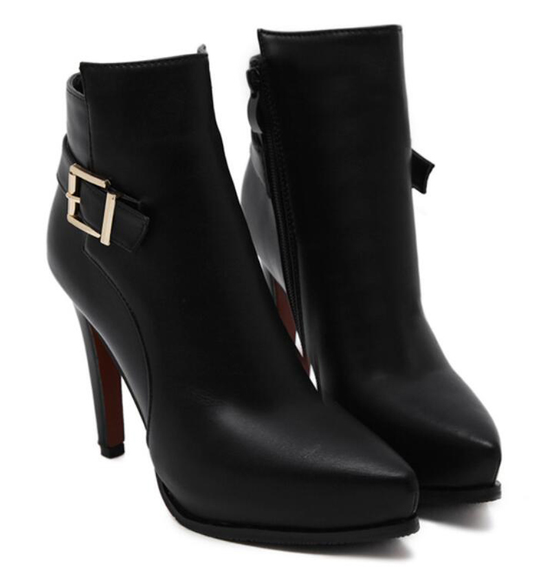 Popular Red Bottom Ankle Boots-Buy Cheap Red Bottom Ankle Boots ...