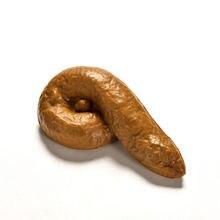 Stylishзло gag-смешная turd дерьмо корма gag реалистичная шутка практические поддельные унисекс