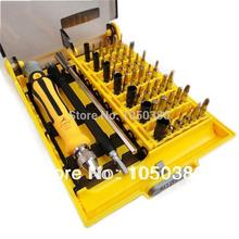 45 in 1 Iphone Laptop PC repair kit Computer Versatile Multi purpose set phone open Dismantling