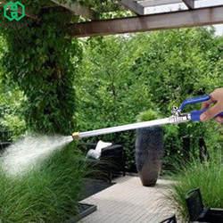 WHISM садовый пистолет высокого давления моечная установка для авто полив разбрызгиватель патрубок для шланга мощность струи воды