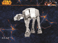 IMPERIAL WALKER ATAT Chinese Classic 3D Metal model Star Wars Puzzles Creative handmade gift setch slide DIY Unique design