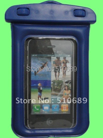 Fashion new design waterproof pvc cell phone bag