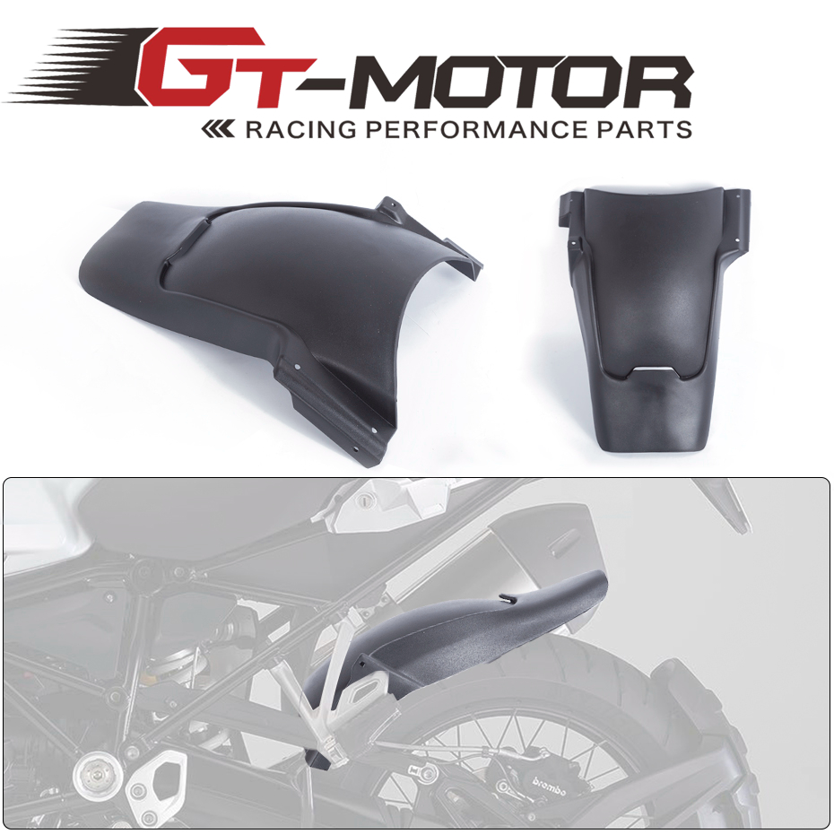 GT Motor -For BMW R1200GS Rear Tire Hugger Mudguard Fender after market for BMW R 1200 GS LC Adv 2013-2017