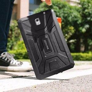 Image 3 - Pour Samsung Galaxy Tab S 8.4 pouces coque de protection coque de protection Joylink intégré housse de protection décran noir
