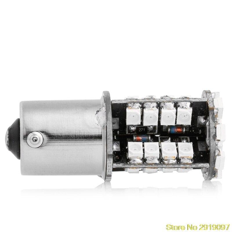 Новое поступление 12 В DC 1156 3528 44 SMD светодиодный стоп Лампы Canbus ОШИБОК красный Прямая доставка Поддержка