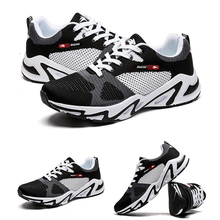 Best Seller Men Running Shoes Men Athletic Trainers Sports Male Sports Shoes Outdoor Walking Sneakers Shoes High Quality 39-45 цены онлайн